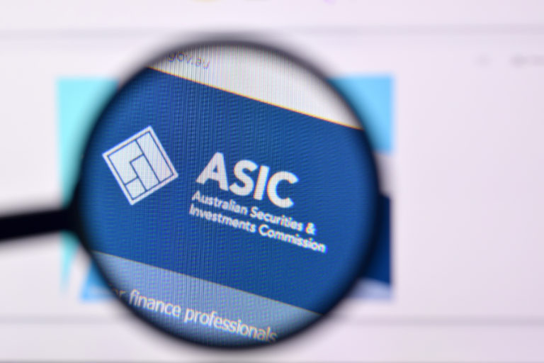 ASIC and Covid-19 letter